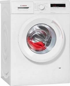 Bosch Waschmaschine Transportsicherung : bosch waschmaschine serie 4 wan280eco 6 kg 1400 u min online kaufen otto ~ Frokenaadalensverden.com Haus und Dekorationen