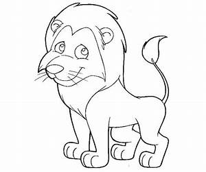 Kids Drawing Templates lion template animal templates free ...