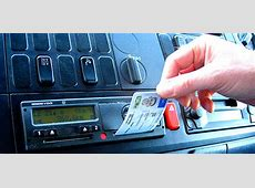 Do you use a digital tachograph? Moving On