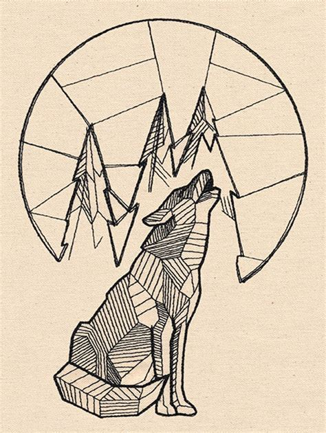 Best Howling Wolf Tattoo Ideas And Images On Bing Find What You