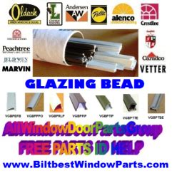texas  nm az glazing bead parts images schematics details  brand snap  plastic bead