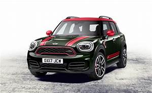 Mini Countryman S : 2018 mini jcw countryman photos and info news car and driver ~ Melissatoandfro.com Idées de Décoration