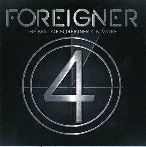 Foreigner  The Best Of Foreigner 4 & More (cd, Album) At