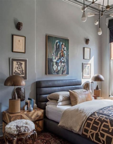 3 Modern Apartments With Chic Rooms For The by 47 Chic And Trendy Mid Century Modern Bedroom Designs