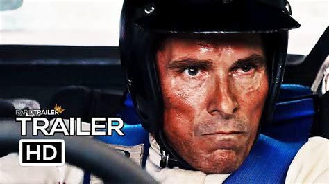 Ford Ferrari Official Trailer Christian Bale