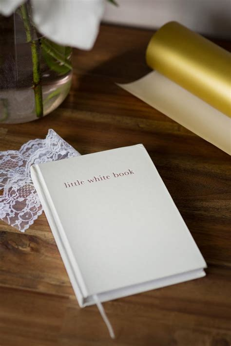 white wedding planning bundle