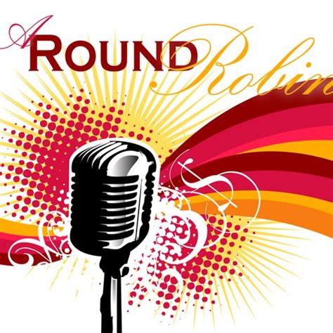 A Round Robin Production Logo Design Contest