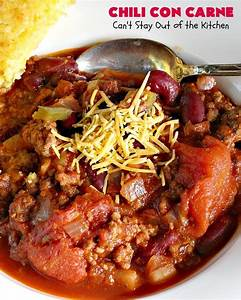 Chili Con Carne Steffen Henssler : chili con carne can 39 t stay out of the kitchen ~ Pilothousefishingboats.com Haus und Dekorationen