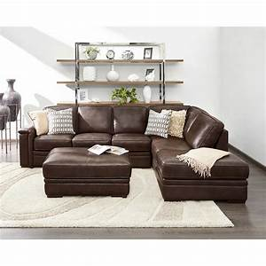Costco sectional sofa canada refil sofa for Leather sectional sofa calgary