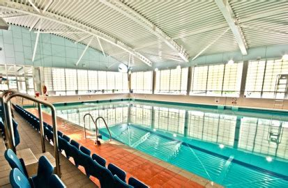 loughborough leisure centre group exercise swimming