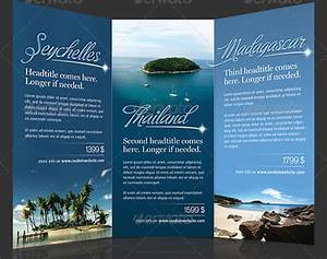 15 great travel brochure templates design freebies for Travel brochures templates