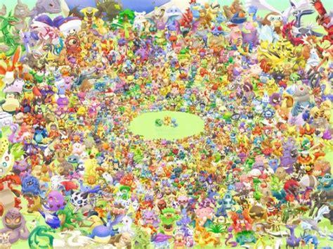 Những Hình ảnh độc đáo Về Pokemon Chỉ Có Tại Nhật Bản