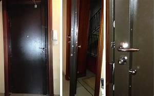 blindage de portes existantes chez isol conseil pres de lyon With prix blindage de porte