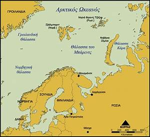 Pin Map Of Barents Sea on Pinterest