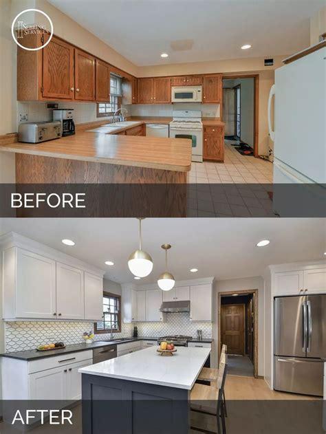 Kitchen Renovation Ideas Small Kitchens - kitchen remodel inspiration deentight
