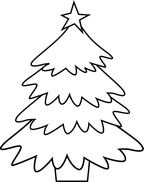 christmas tree coloring sheets   cool funny