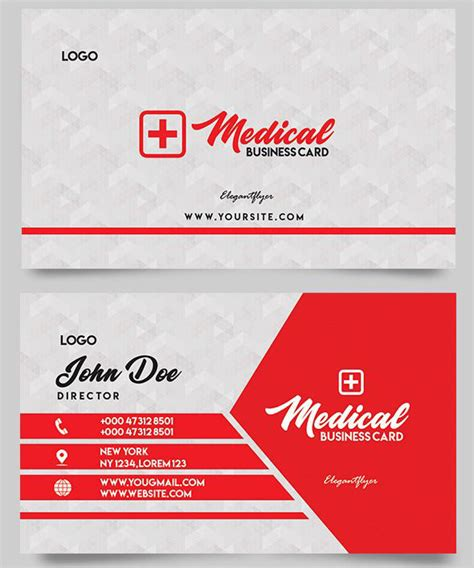 modern business cards templates  psd