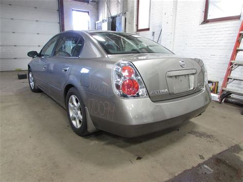 Parting Out Nissan Altima Stock Tom
