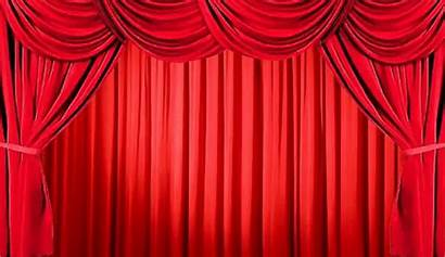 Curtain Opening Stage Closing Gifs Powerpoint Effect