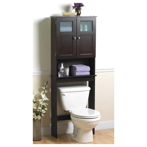 bathroom space saver cabinet espresso 2 door space saver space savers at hayneedle