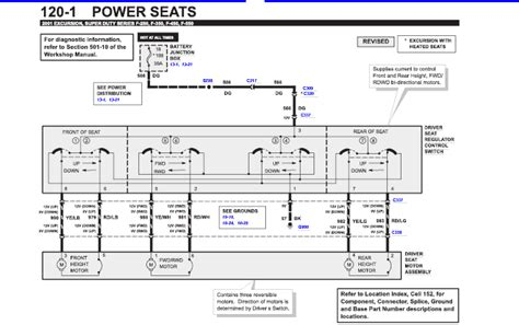 Memory Seat Wiring Diagram 2008 F250 by I M Going To Put 2008 F 250 Ranch Seats In My 2001 F 250