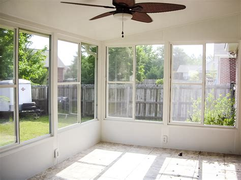 Vinyl Windows For Screened Porch Sunroom — Room Decors And