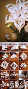Awesome, Diy, Christmas, Tree, Topper, Ideas, U0026, Tutorials, 2017