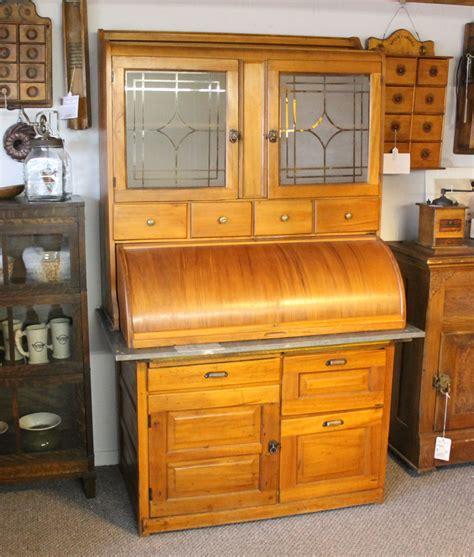 bargain johns antiques bakers kitchen cabinet cylinder roll bargain johns antiques