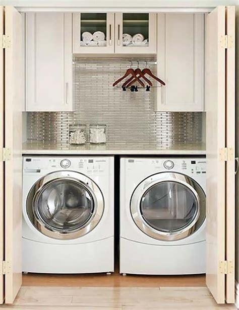 Best 25+ Small Laundry Closet Ideas On Pinterest  Laundry