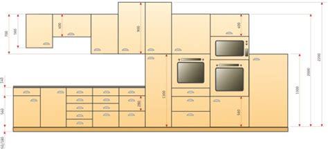 dimension meuble de cuisine dimension meuble haut cuisine cuisine en image