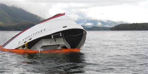Sinking Boat Tragedy wayne dolby captain involved in b c whale