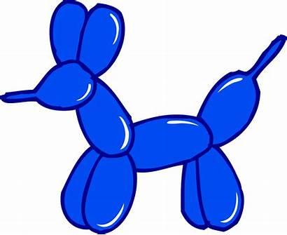 Balloon Balloons Clipart Animal Animals Ballon Clip