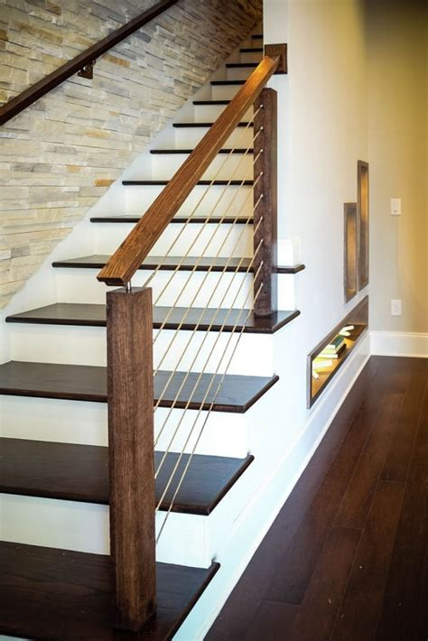 Modern Stair Railing Design   Contemporary Handrails