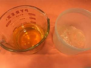 Freeze Distillation Of Hard Apple Cider  A Phase Diagram Demonstration