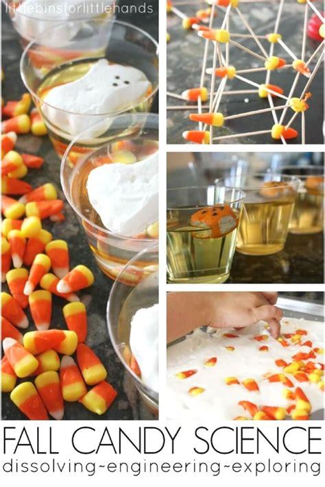halloween science experiments  activities  bins