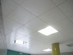 Dalle Pour Plafond : dalles de plafond castorama solutions pour la d coration ~ Edinachiropracticcenter.com Idées de Décoration