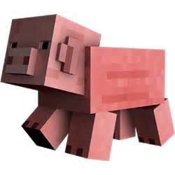Minecraft Character Transparent
