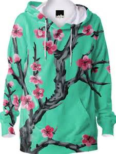 silhouette designer edition shop green tea hoodie by green tea print all me