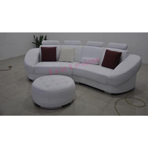 canape en cuir design canapé d 39 angle design en cuir aquila pop design fr