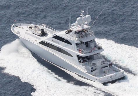 review trinity yachts  sportfish mary p trinity