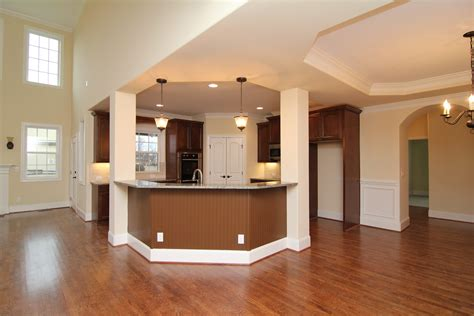 how high is a kitchen island and brick exterior raleigh nc stanton homes