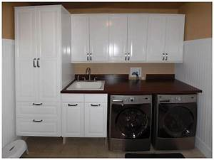 Resemblance of Laundry Room Cabinets IKEA | Storage Ideas ...