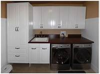 cabinets for laundry room Laundry Room Cabinets IKEA | HomesFeed