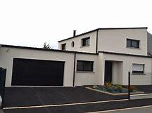 Images for plan maison contemporaine toit zinc www ...