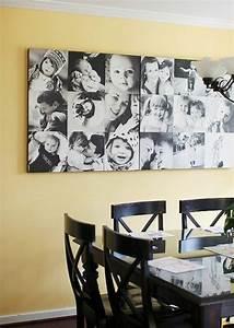 Ausgefallene Möbel Ideen : fotowand schwarz weis interior design und m bel ideen ~ Markanthonyermac.com Haus und Dekorationen
