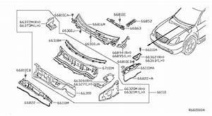 2005 Nissan Altima Sedan Oem Parts
