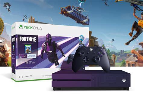 purple fortnite xbox bundle headlines  deals  week