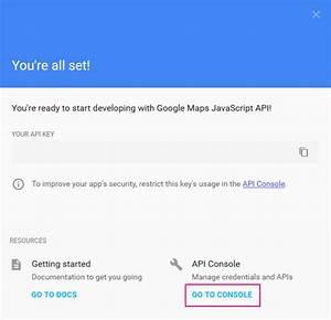 Google Maps API Anahtarı Nasıl Alınır?
