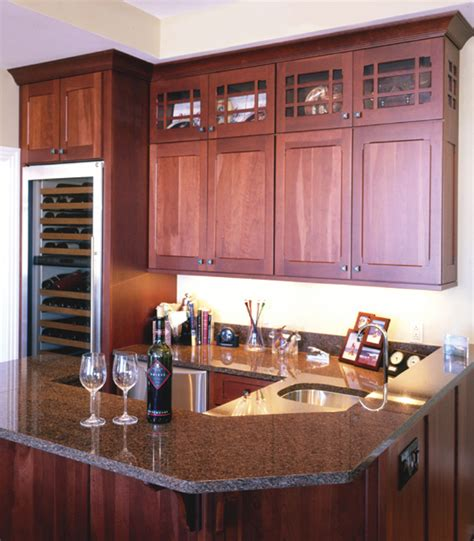 merillat kitchen cabinets mouser bar and wine cabinet gallery kitchen cabinets 4077
