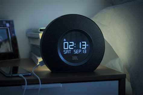 alarm clock with light jbl horizon alarm clock up with light hiconsumption